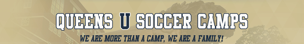 Queens U Soccer Camps